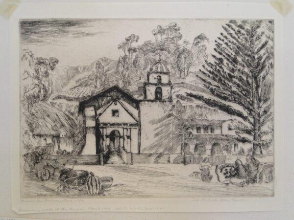 San Buenaventura 1782